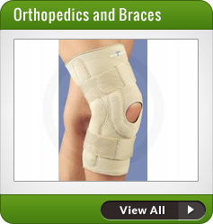 Orthopedics and Braces