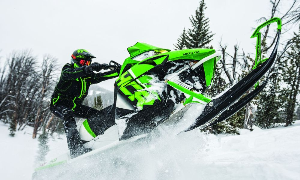 Welcome to Bob's Arctic Cat