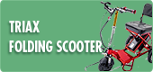 Triax Folding Scooter