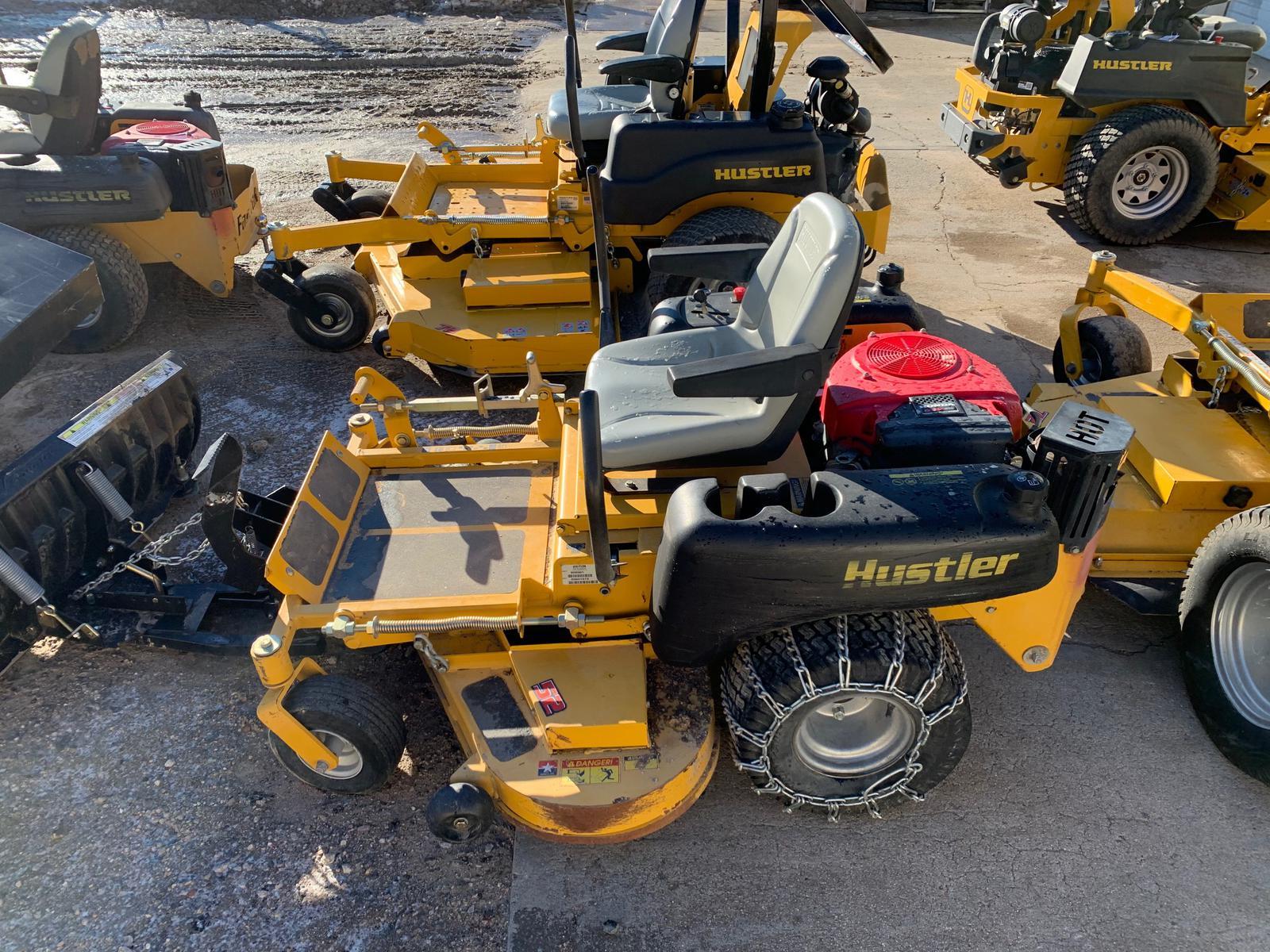 2020 Hustler Turf Equipment Raptor® 52 Kawasaki FR691 for