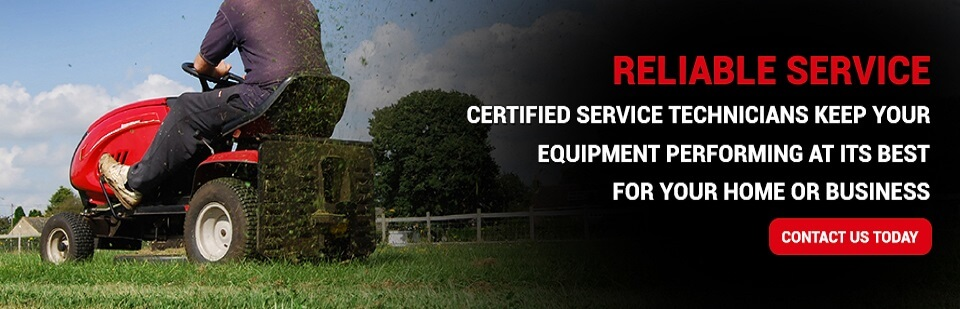 Reliable service from certified service technicians will keep your equipment performing at its best for your home or business! Click here to view our service list.