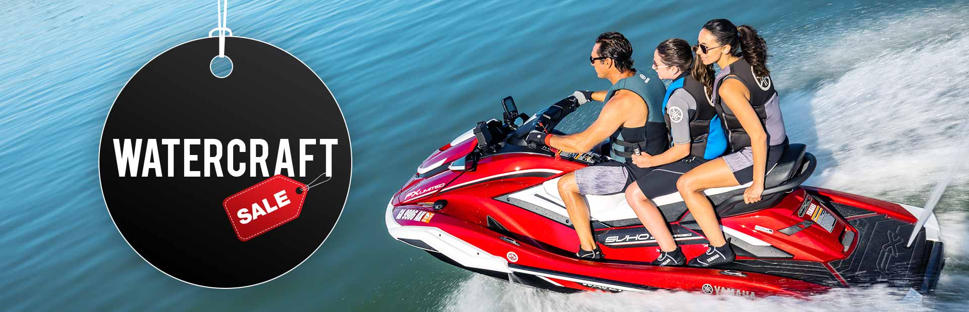 Watercraft Sale
