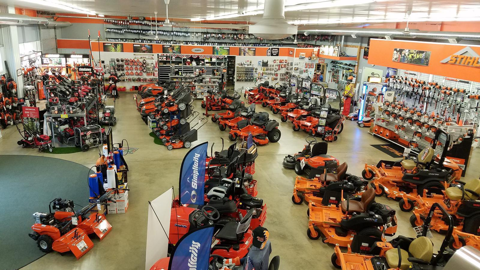 Home All-Power Equipment Kankakee, IL (815) 939-2513