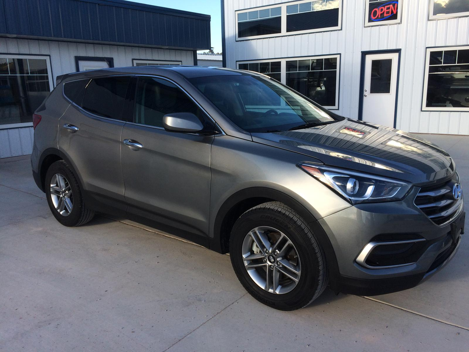 hyundai santa fe sport black 2018 hyundai santa fe sport for sale in black hawk  sd interstate 2017 hyundai santa fe sport black 2018 hyundai santa fe sport for sale in