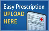 Easy Prescription Upload Here