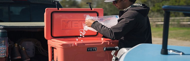 Yeti Coral Coolers