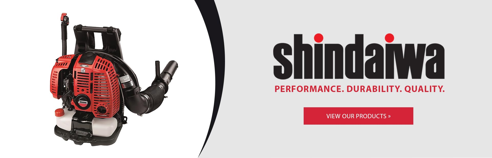Shindaiwa: Click here to view our products.