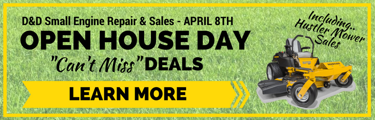 SPRING OPEN HOUSE & SALE / GRAND OPENING