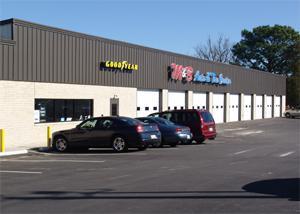 B And B Auto >> Tire Shop Auto Repair Brake Services At M B Auto Tire Center