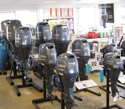 Yamaha Outboard Parts & Accessories West Coast Marine Service