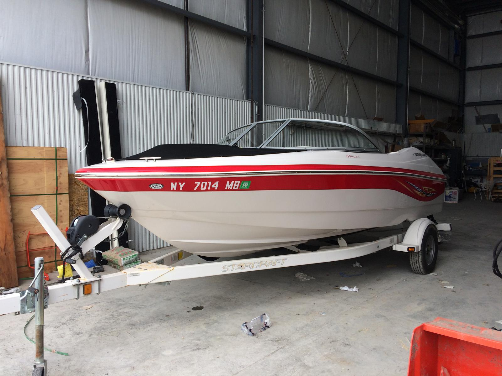 For Sale: 2005 Starcraft C-star 170 17ft<br/>Hutchinson's Boat Works