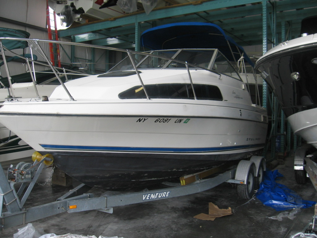 For Sale: 1996 Bayliner 2252 22ft<br/>Hutchinson's Boat Works
