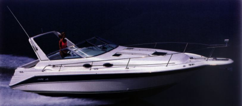 For Sale: 1997 Sea Ray 290 Sundancer 30ft<br/>Hutchinson's Boat Works