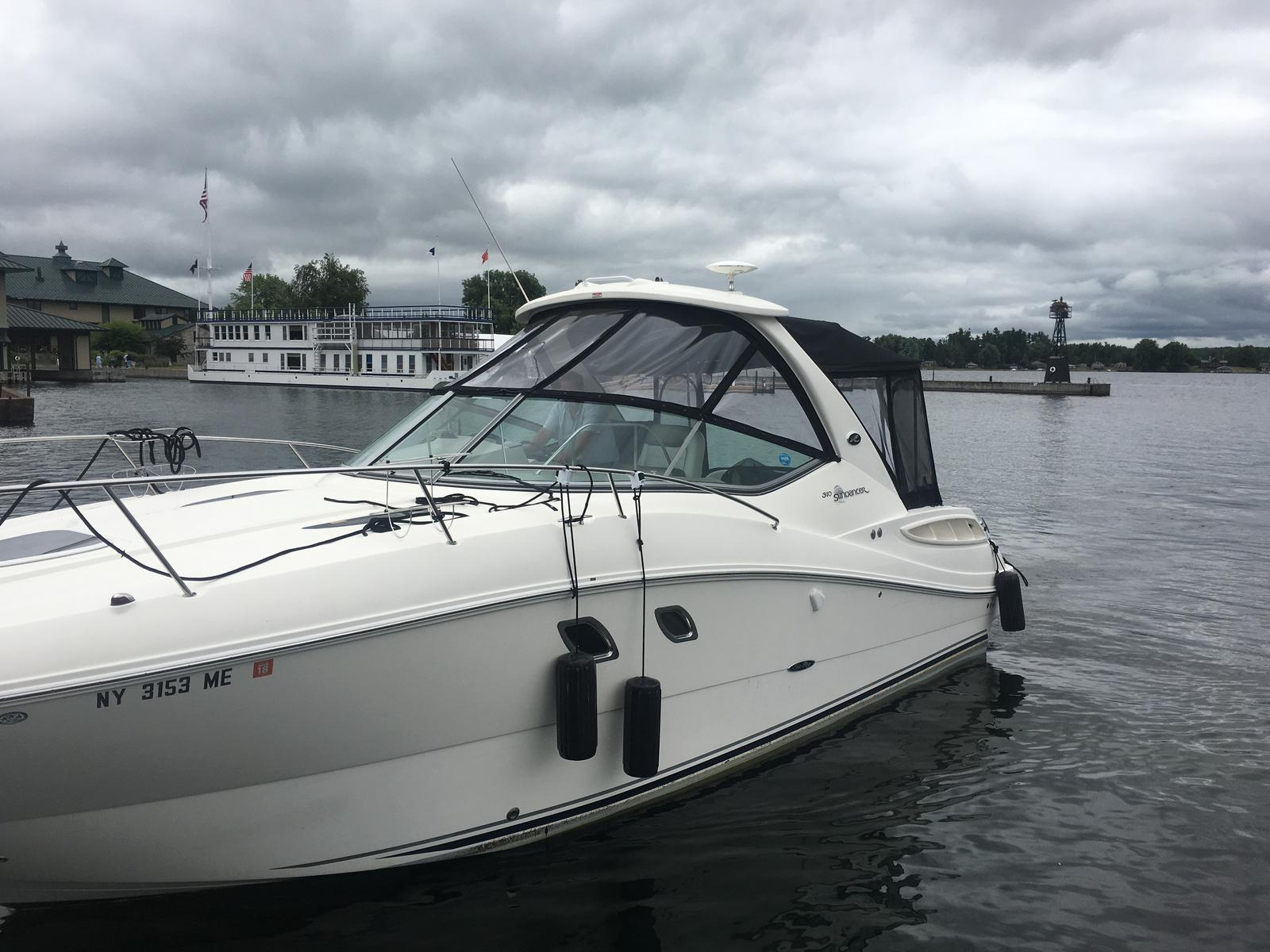 For Sale: 2007 Sea Ray 310 Sundancer 33ft<br/>Hutchinson's Boat Works