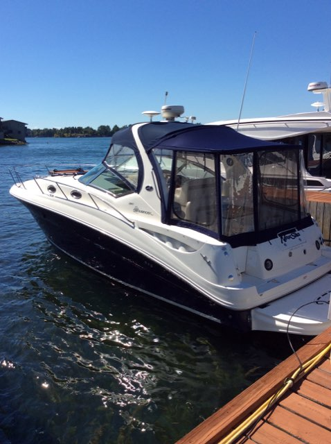 2004 SEA RAY 320 SUNDANCER for sale