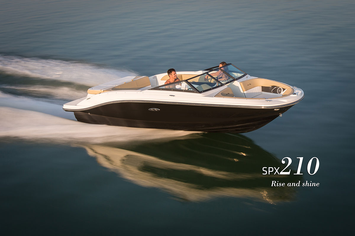 2019 SEA RAY 21 SPX for sale