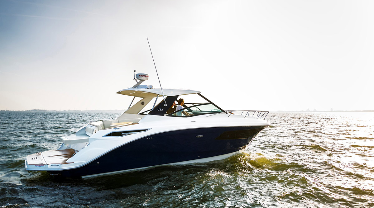 2019 SEA RAY 320 SUNDANCER for sale