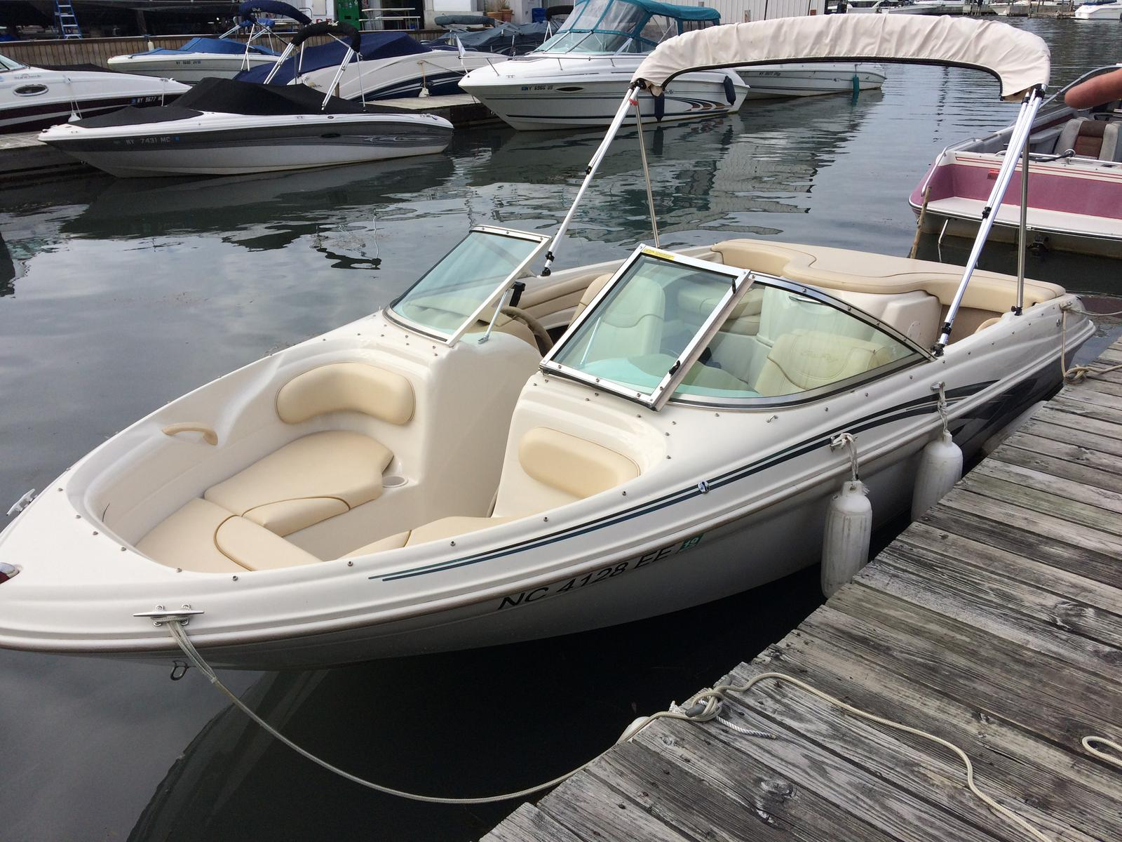 For Sale: 2001 Sea Ray 180 Bow Rider 18ft<br/>Hutchinson's Boat Works