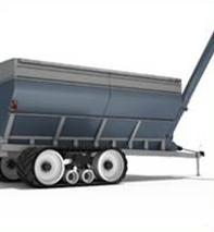 Camso TTS for Grain Carts