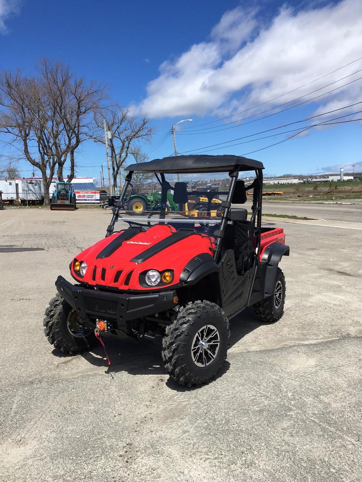2017 Cub Cadet Challenger 700 For In Sydney Ns Belmac Supply 888 539 6006