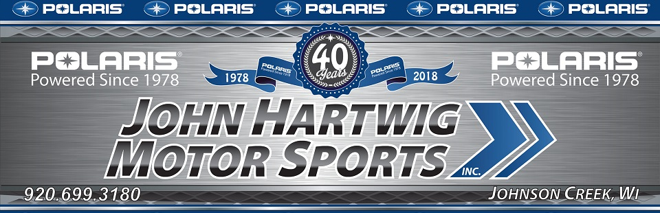 Celebrating 40 Year of Hartwig's and Polaris