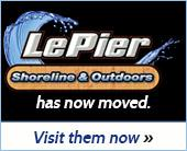 LePiers Shoreline & Outdoors has now moved. Visit them now.