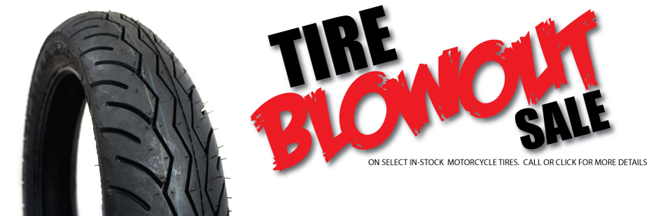 Tire Blowout Sale
