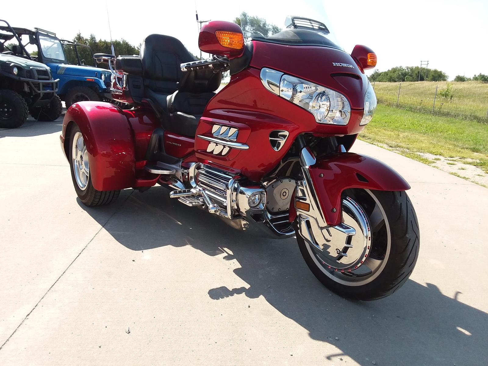 2008 Champion Trikes Honda Goldwing 1800