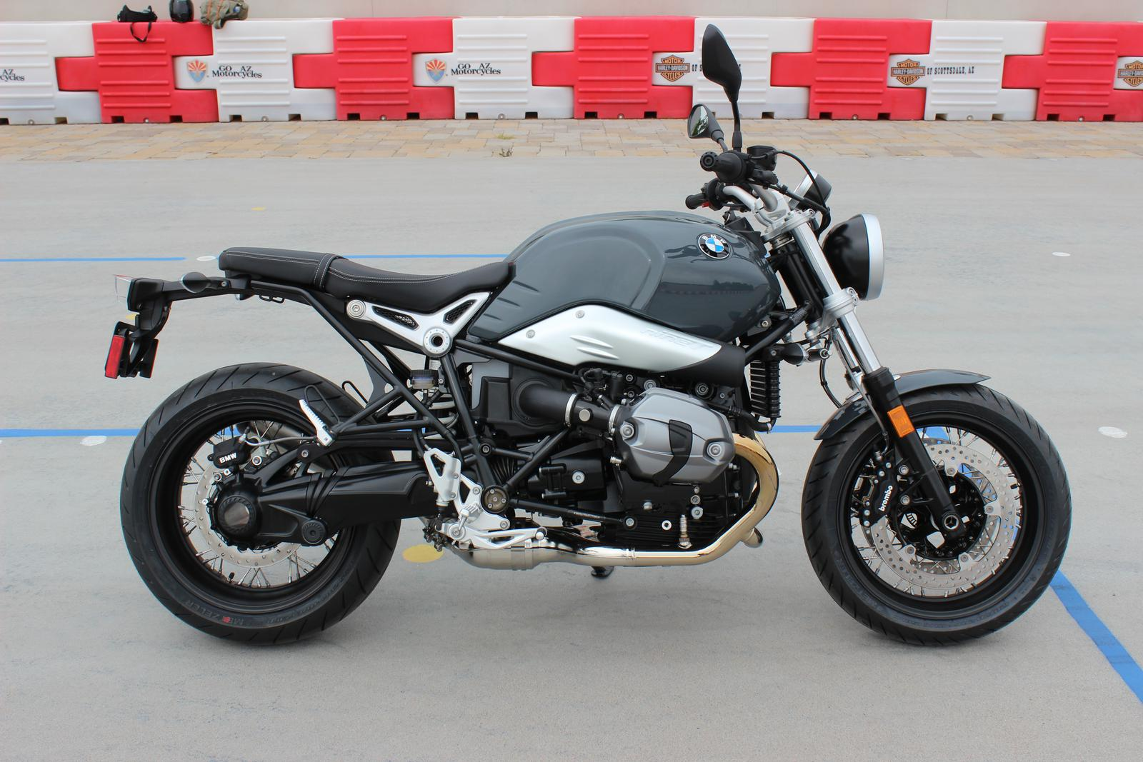 2019 BMW R NINET Pure DEMO