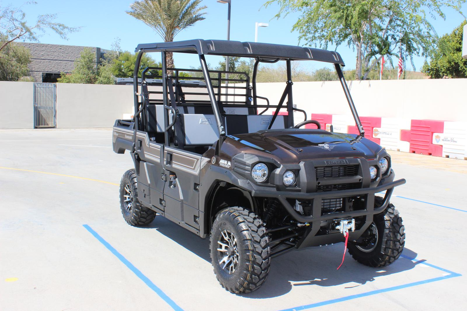 2019 Kawasaki Mule Pro Fxt Ranch Edition For Sale In