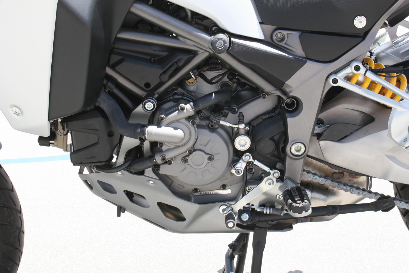 2018 Ducati MULTISTRADA 1200 ENDURO DEMO for sale in