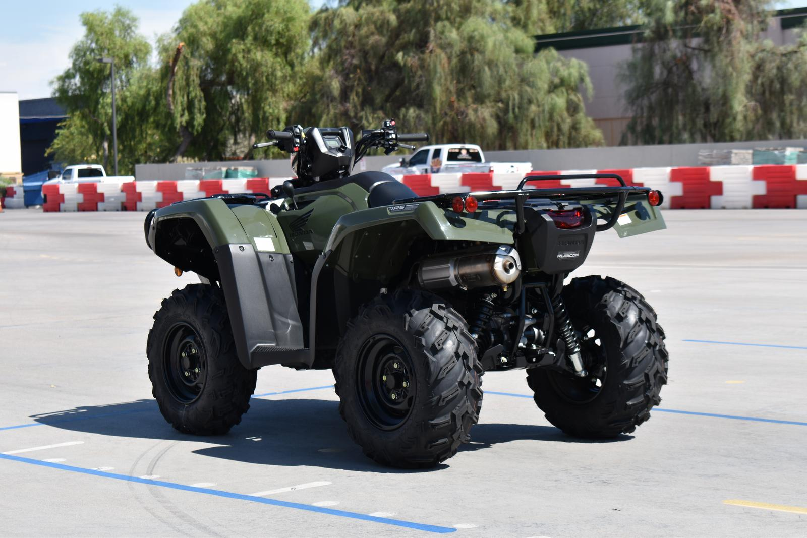 2020 Honda FOURTRAX FOREMAN RUBICON DCT EPS