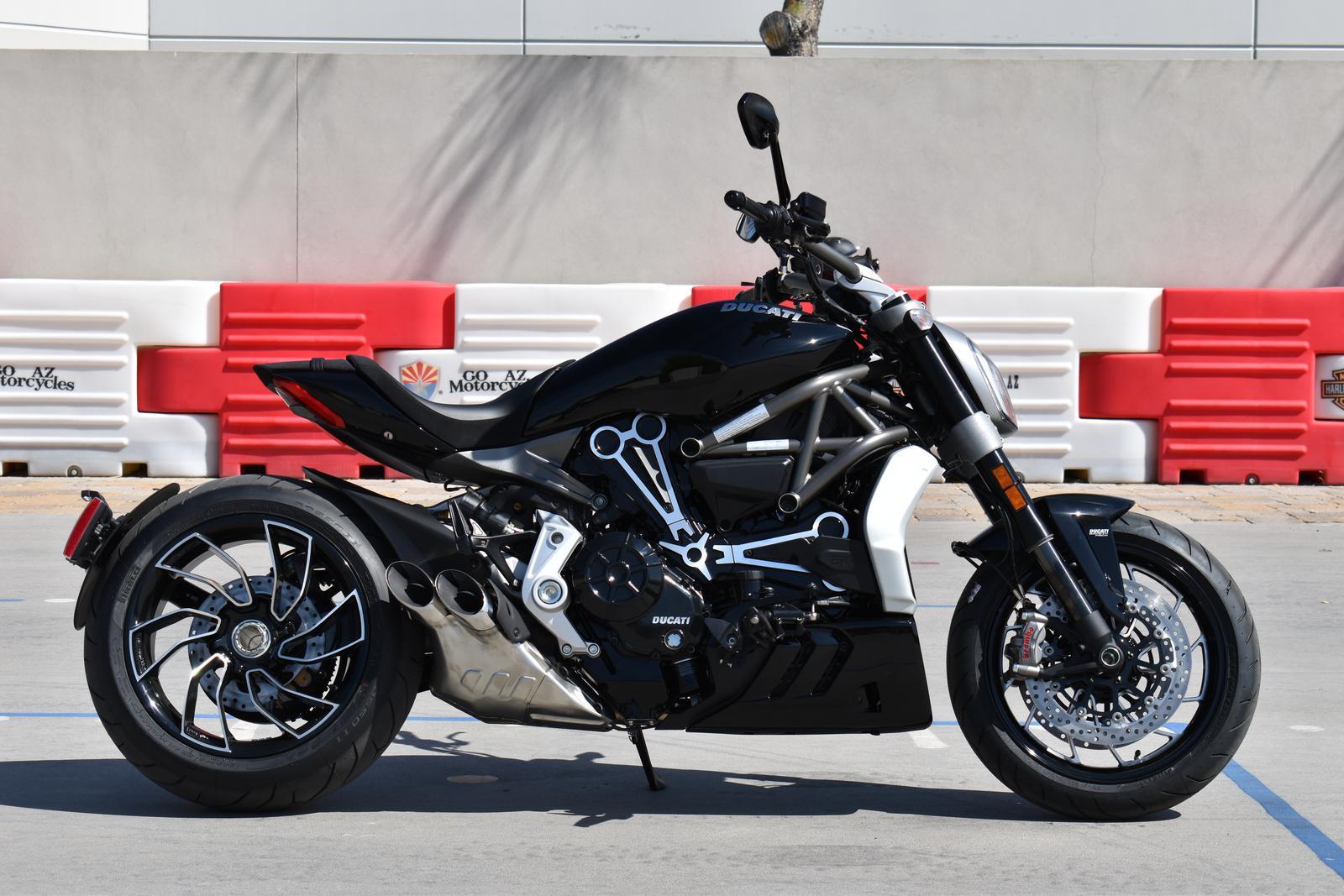 2019 Ducati Xdiavel S Go Az Motorcycles