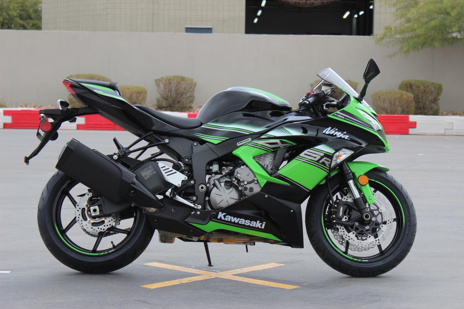 2017 Kawasaki Zx6r идеи изображения мотоцикла