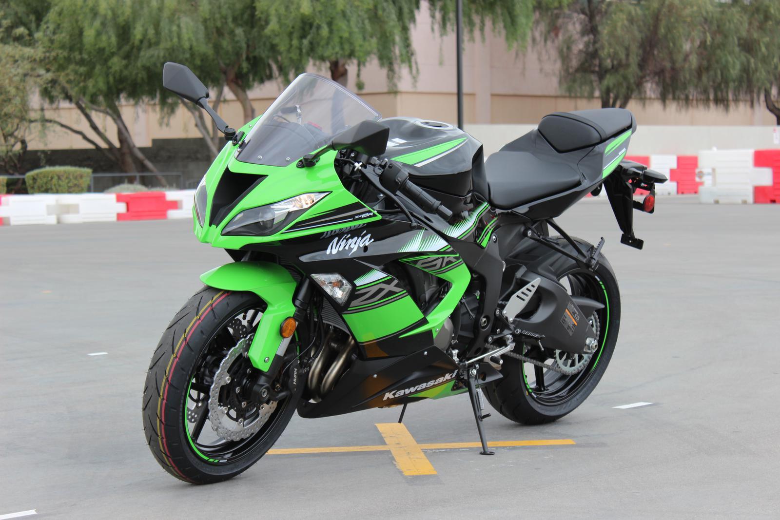 Kawasaki Ninja 6r идеи изображения мотоцикла