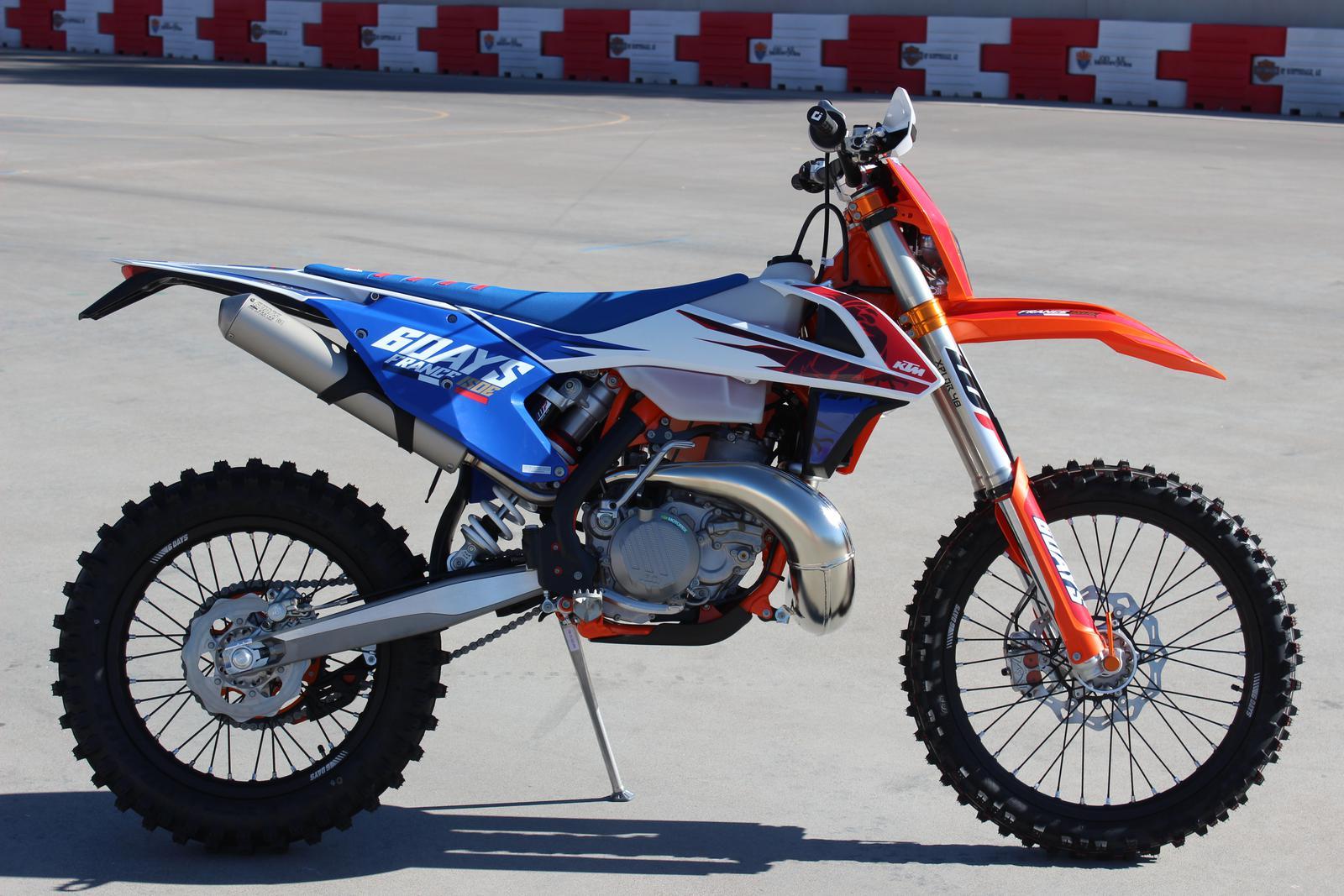 Superb 2018 Ktm 300 Xc W Six Days Go Az Motorcycles In Scottsdale Spiritservingveterans Wood Chair Design Ideas Spiritservingveteransorg