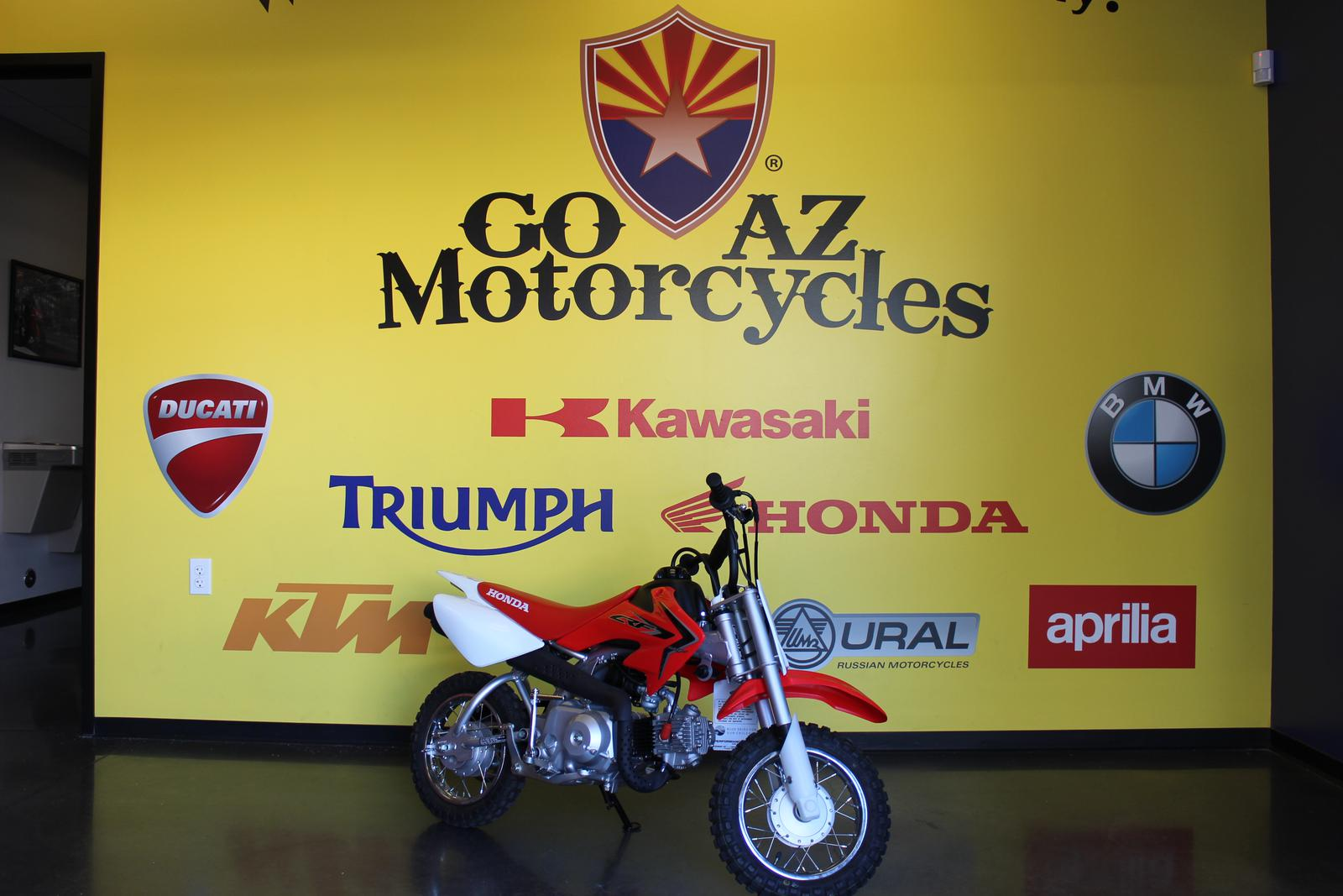 2018 Honda CRF50F for sale in Scottsdale, AZ | GO AZ Motorcycles in