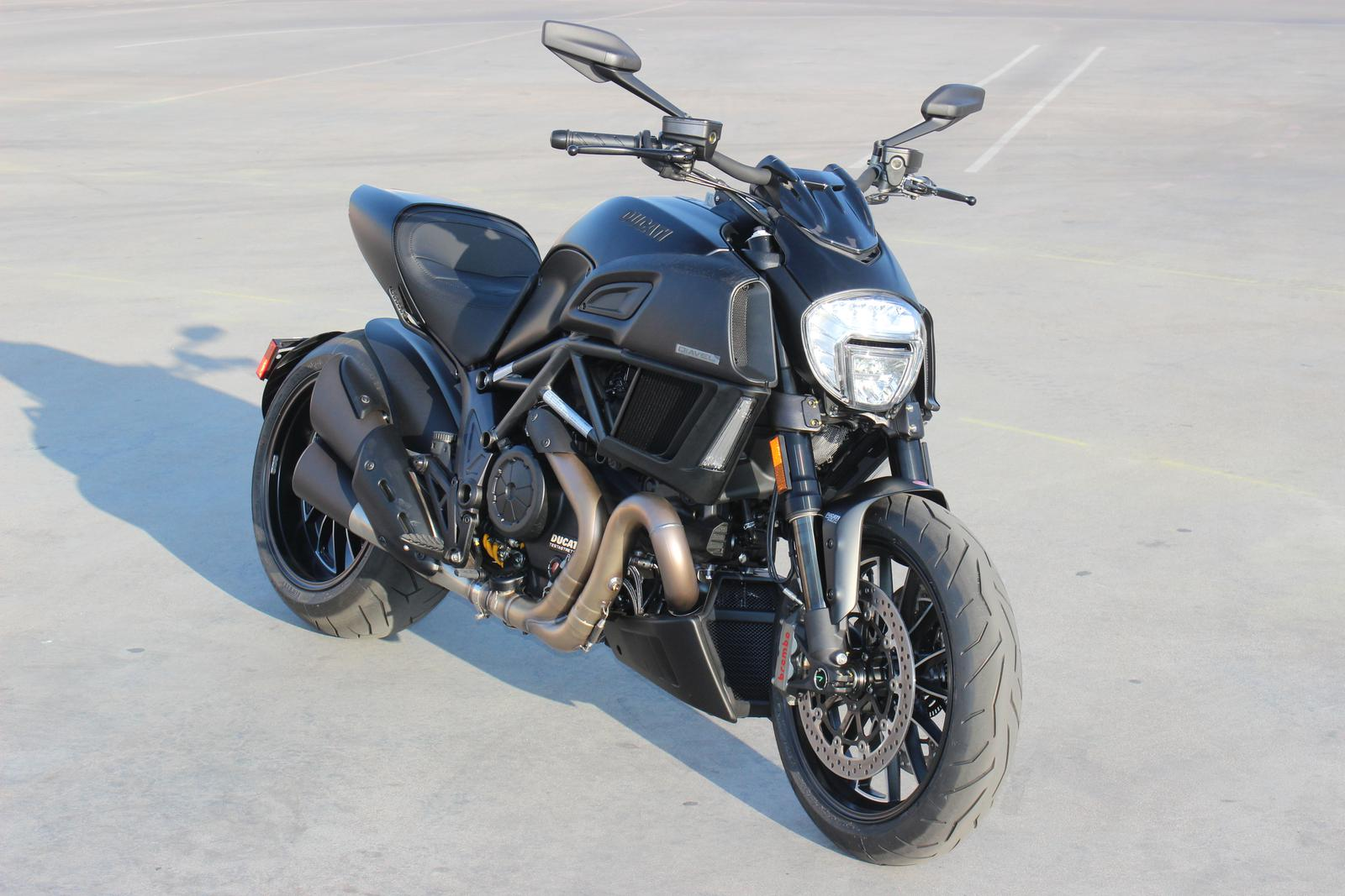 2018 Ducati Diavel Up To 500 In Free Accessories For Sale In