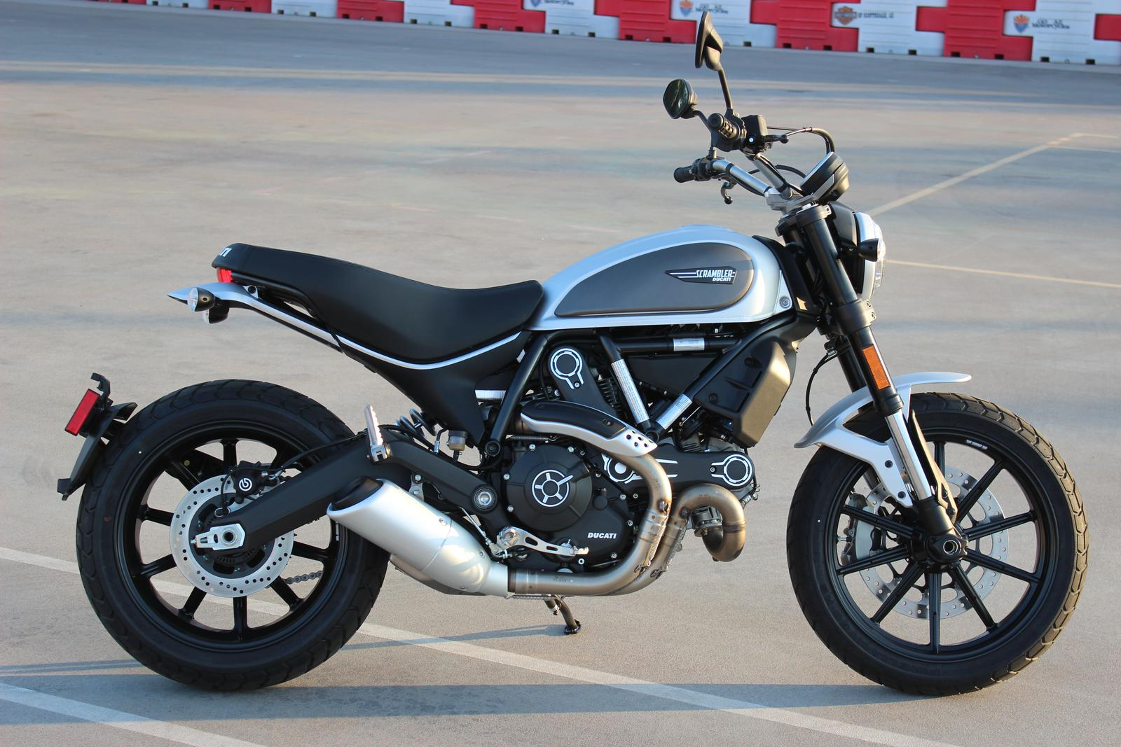 Ducati  Scrambler Specifications
