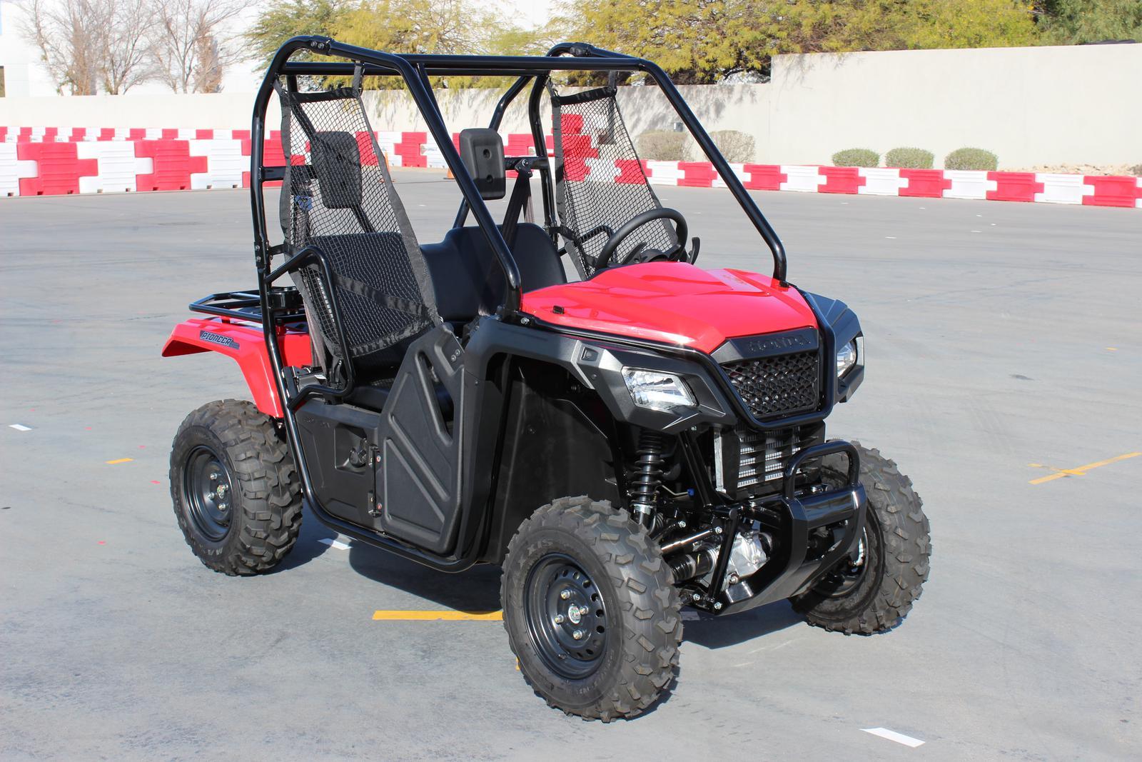2018 Honda Pioneer 500 For In Scottsdale Az Go Motorcycles 480 609 1800