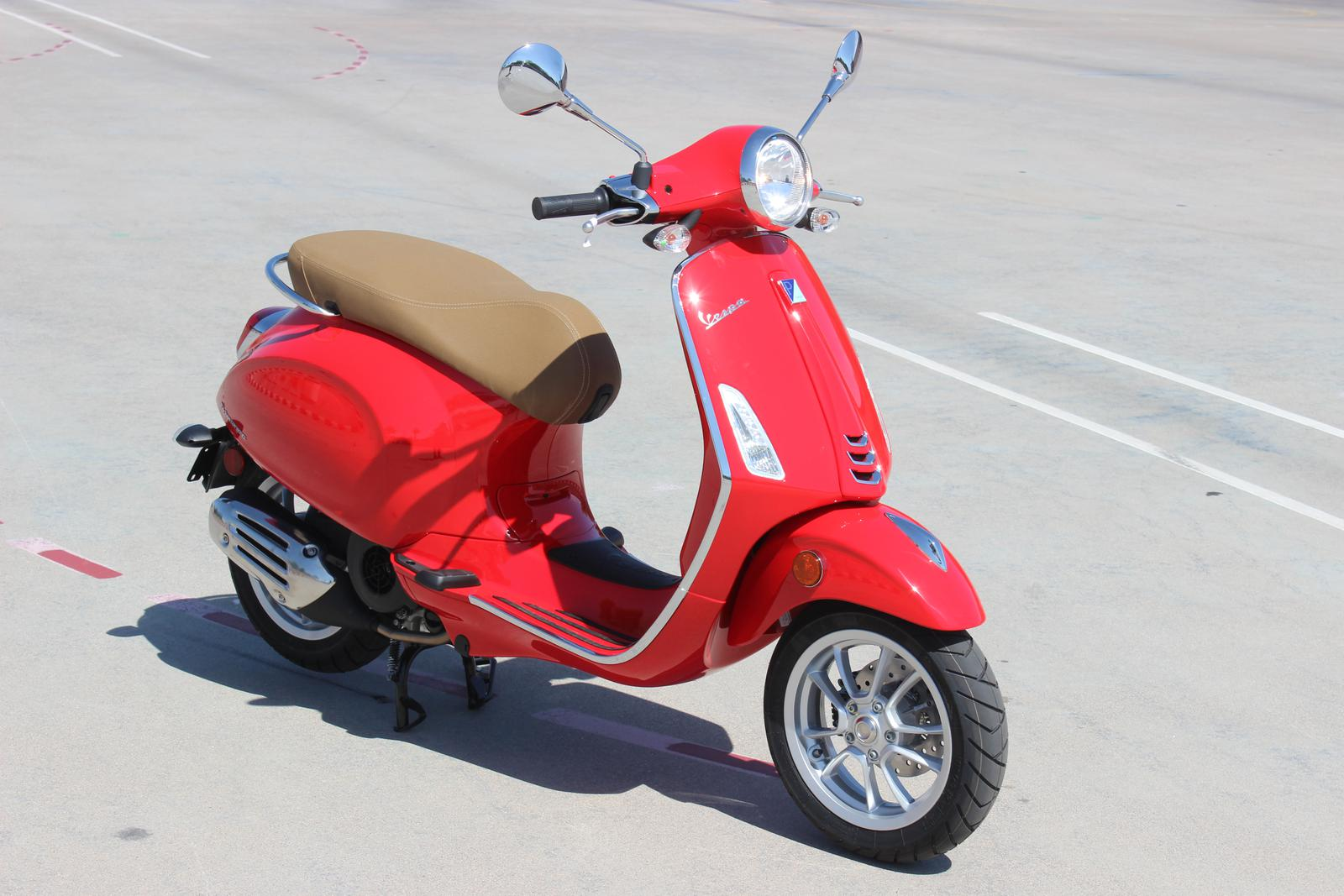 2019 Vespa Primavera 150 For In Scottsdale Az Go Motorcycles 480 609 1800