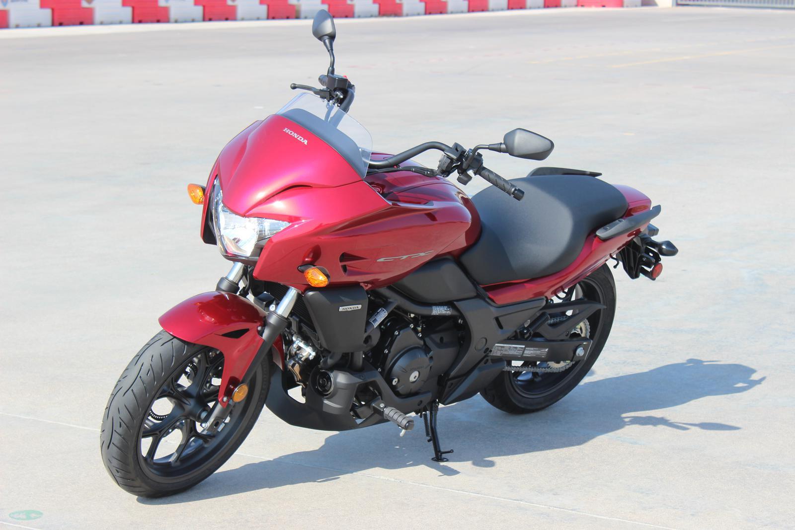 2018 Honda CTX700 DCT