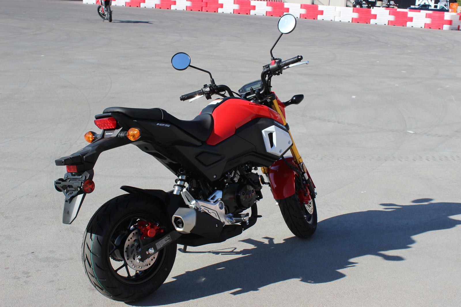 2019 Honda GROM MSX 125