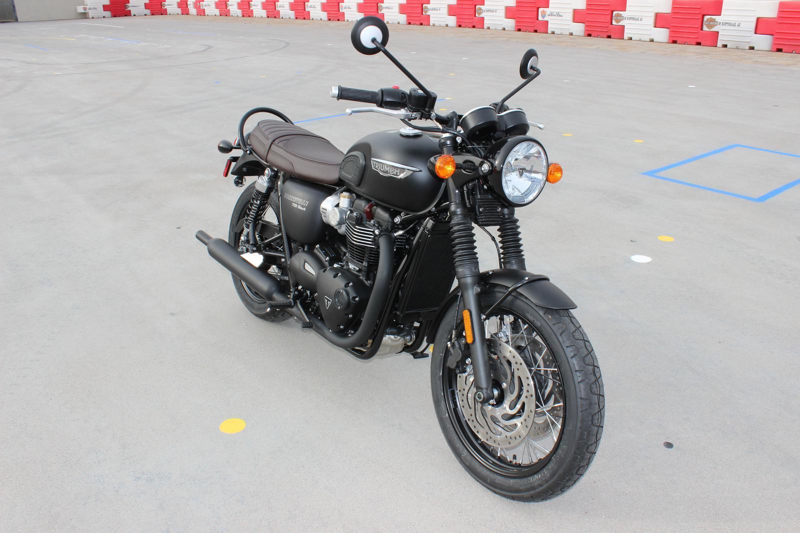 2019 Triumph Bonneville T120 Black For Sale In Scottsdale Az Go
