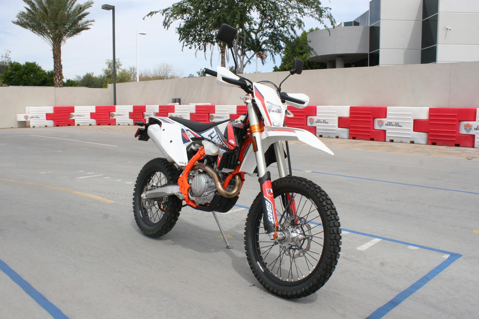 2019 KTM 450 EXC-F SIX DAYS