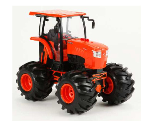 Request Kubota Monster Tractor Toy