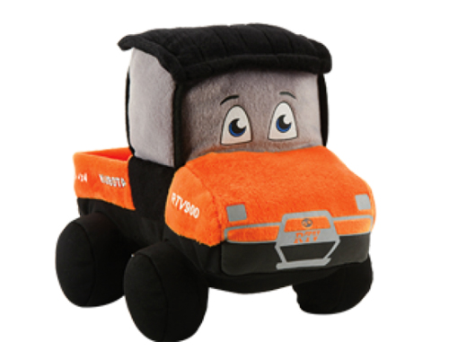 Request Kubota RTV Plush Toy