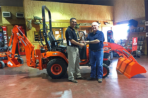 Kubota Equipment Normangee Tractor & Impl  Co  Normangee, TX