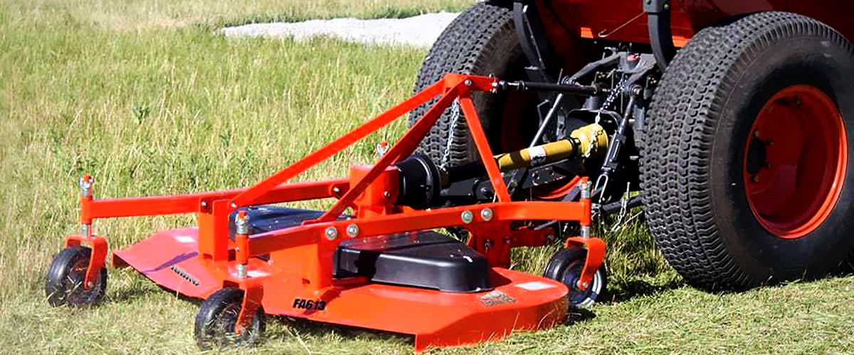Rhino Agricultural Commercial Mowers