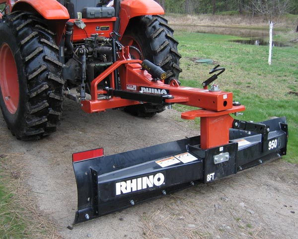 RhinoAg Equipment Normangee Tractor & Impl  Co  Normangee
